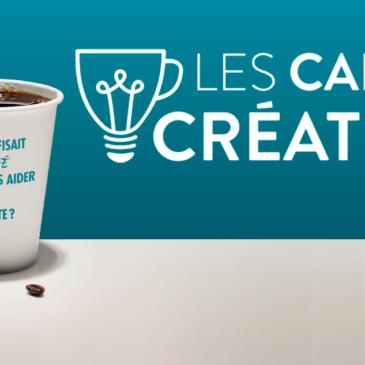 Cafés de la Création – Gréoux les bains- 7/11/2019