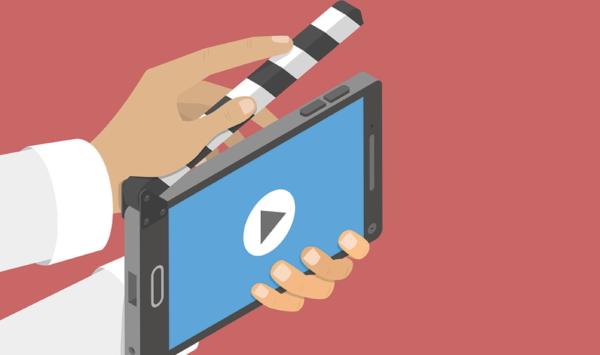 Création d'une petite vidéo au Lieu-dit