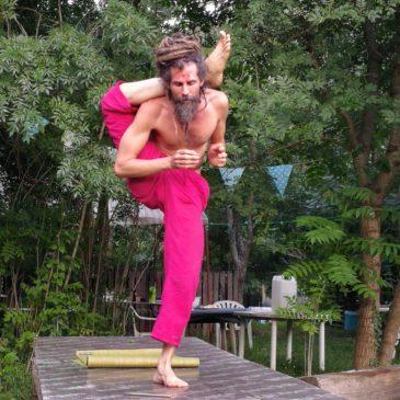Je m'inscris au cours de yoga