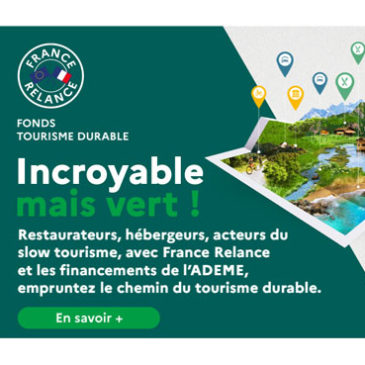 Fonds Tourisme Durable